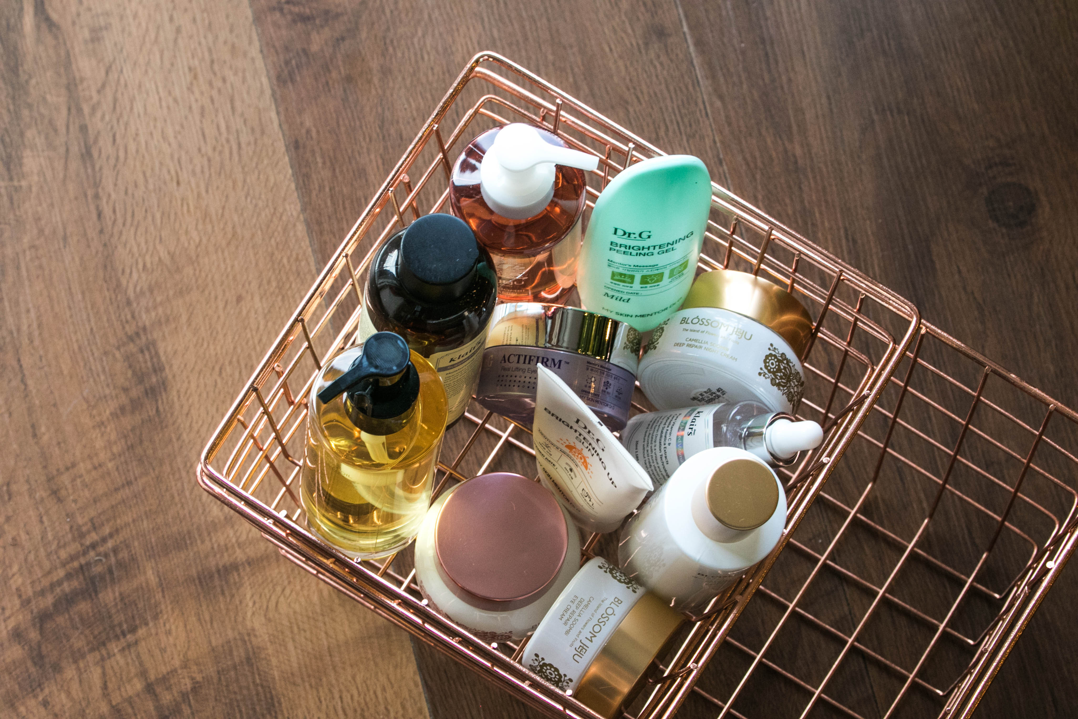 Korean skincare Skinsider Cosmetics