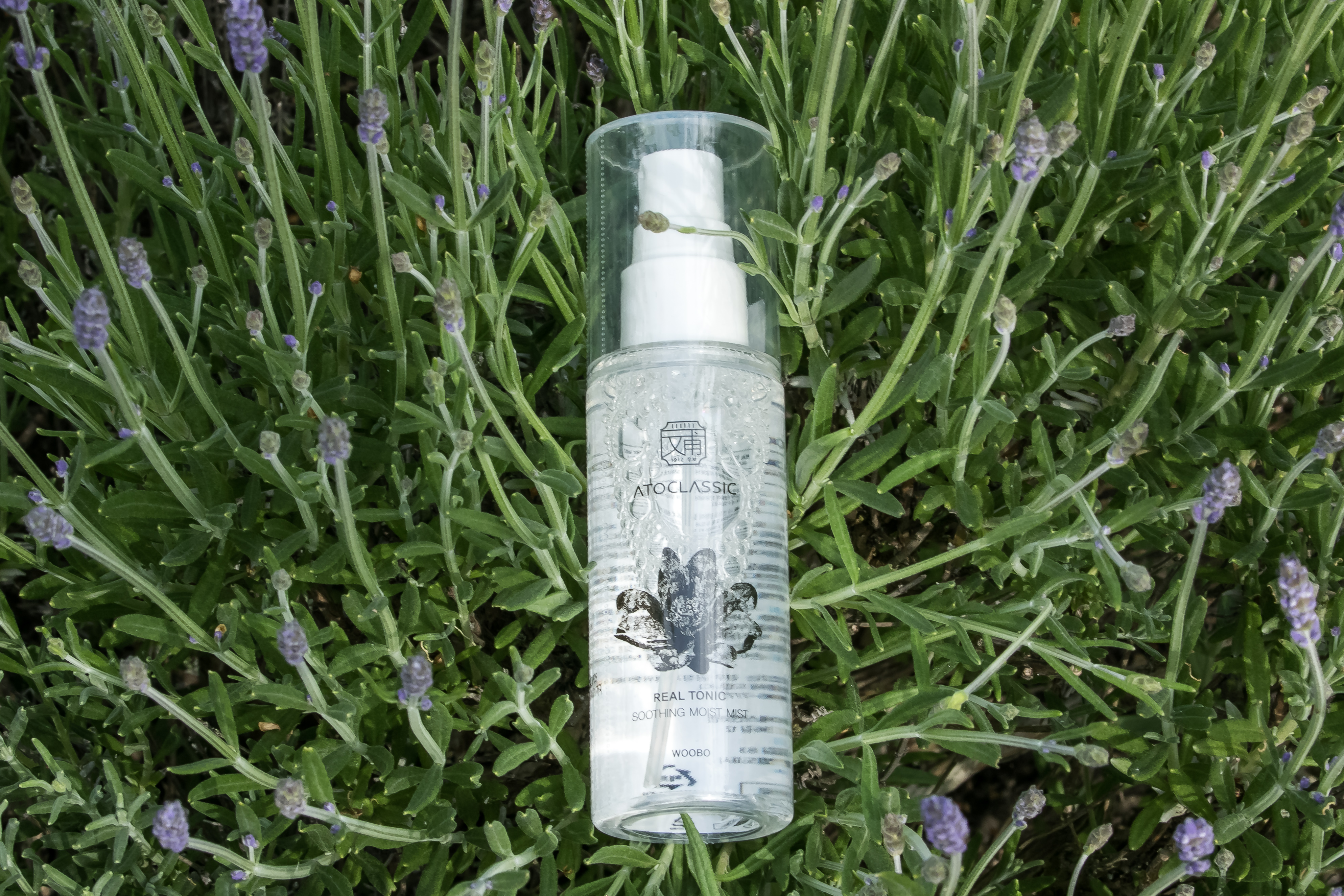 Korean skincare Atoclassic Real Tonic Soothing Moist Mist