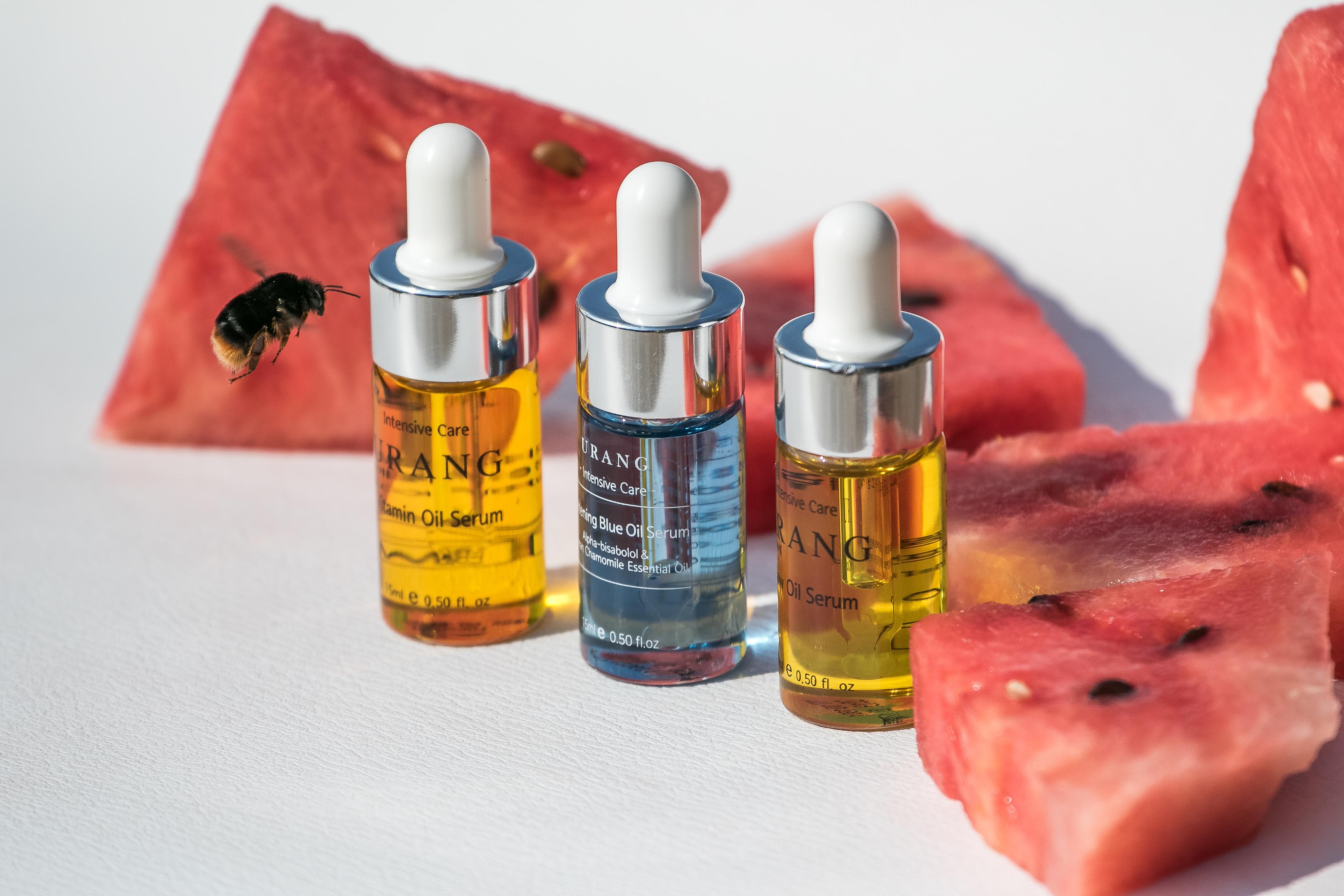 Korean skincare trend: natural cosmetics Urang