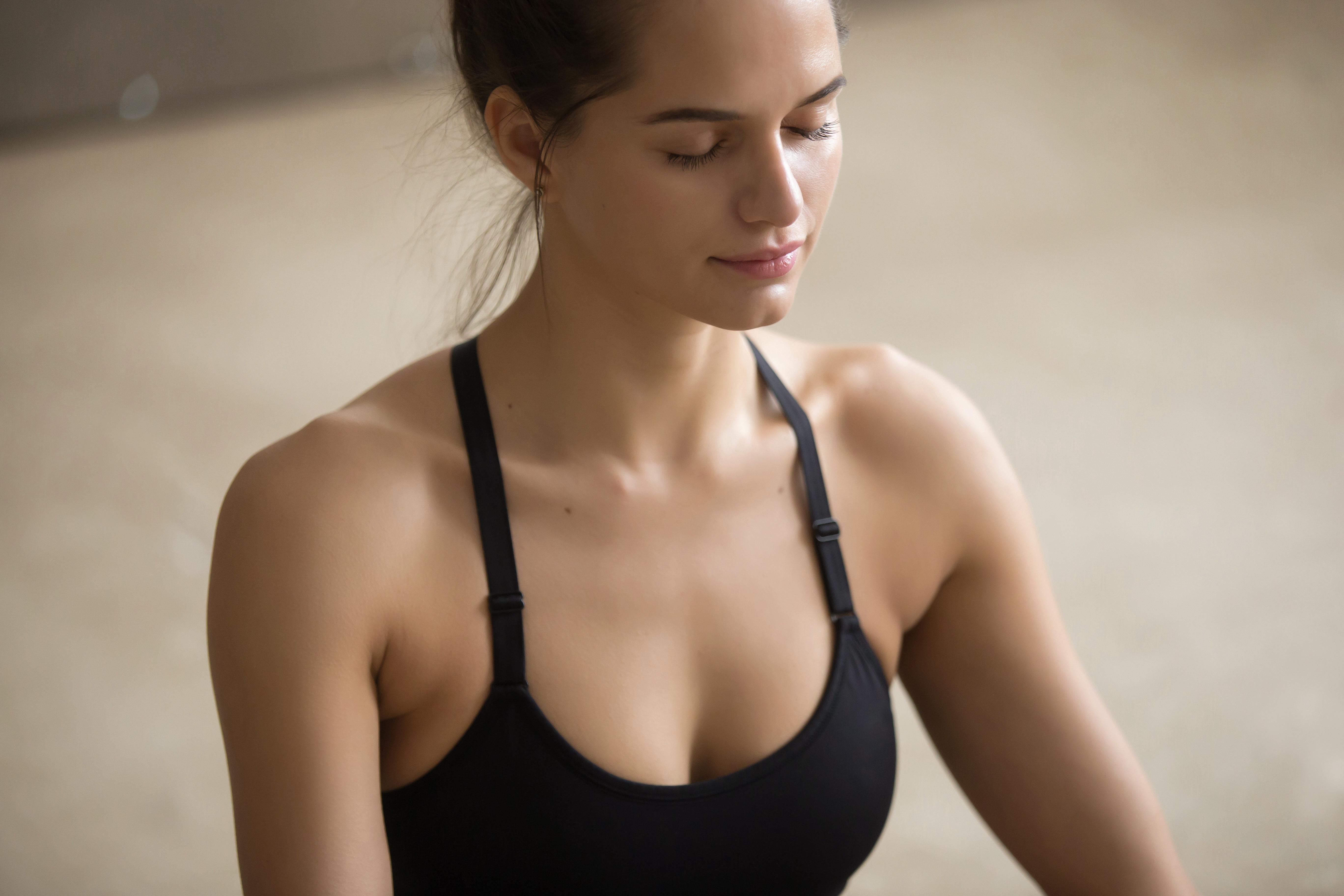 Breathing techniques & skincare: Deep ujjayi breath