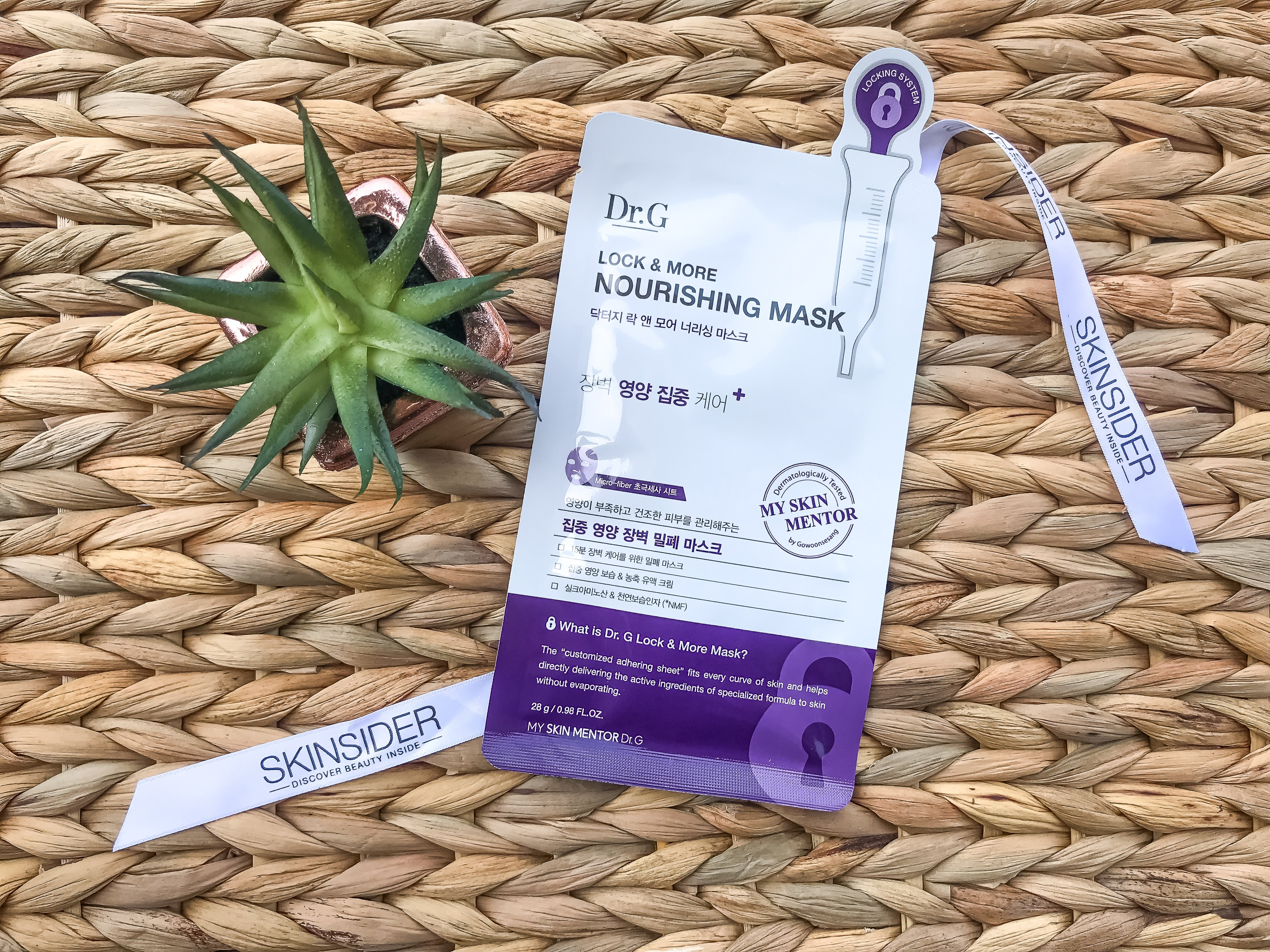 Lock & More Nourishing Mask by Dr.G