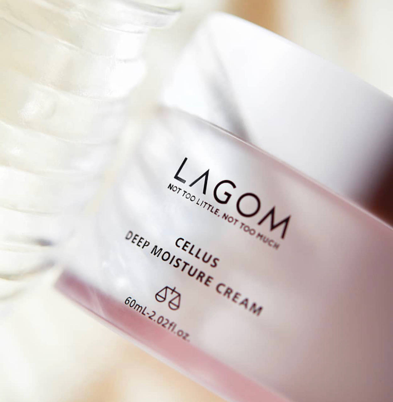 Lagom Cellus Deep Moisture Cream