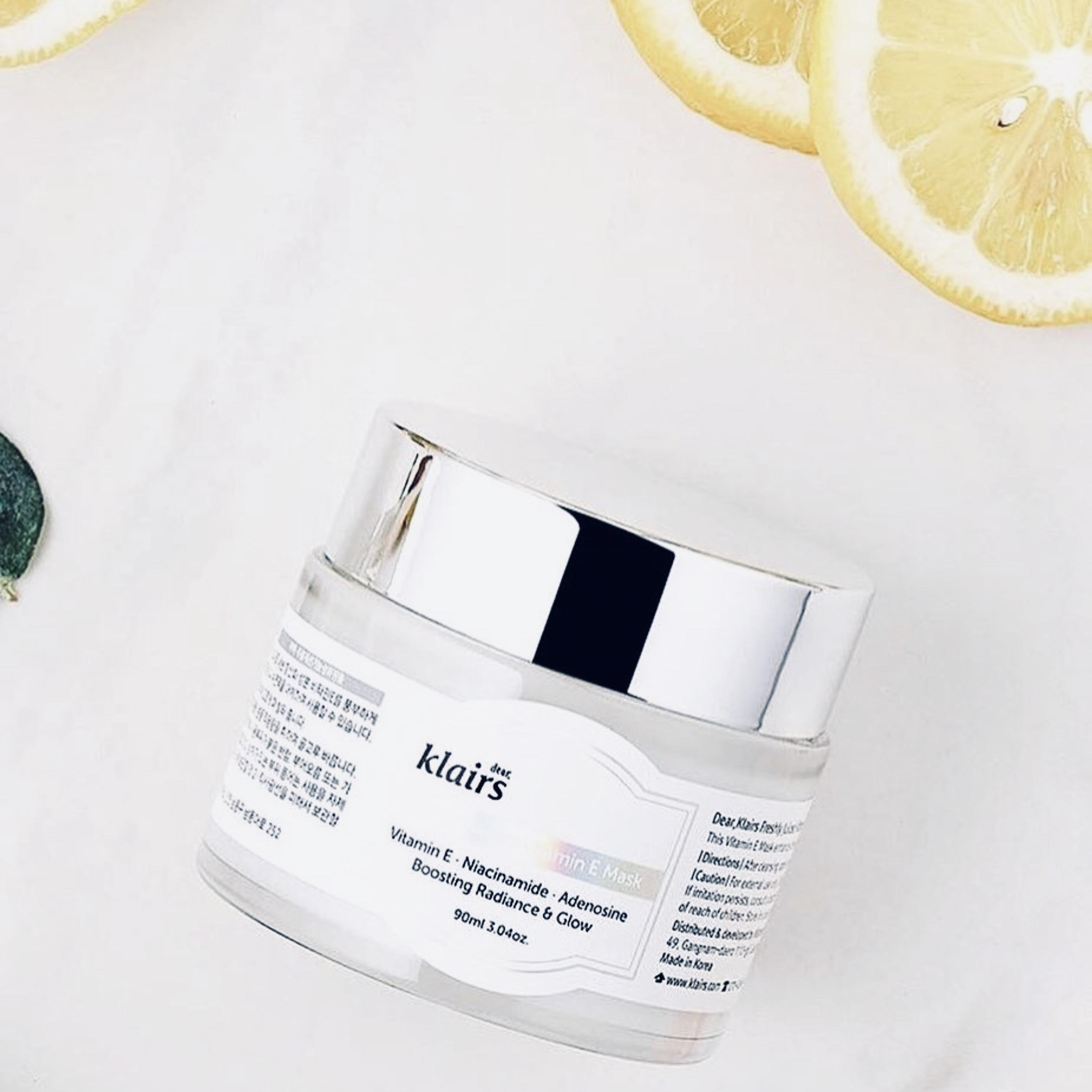 skip-care Klairs Freshly Juiced Vitamin E Mask