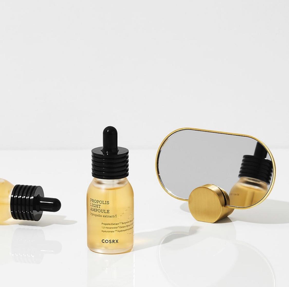 Skin ritual #4 Balancing and treatment