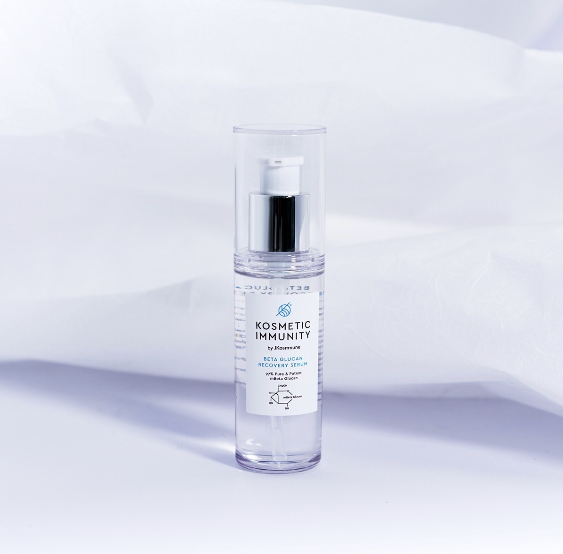 Kosmetic Immunity Beta Glucan Recovery Serum by Jkosmmune