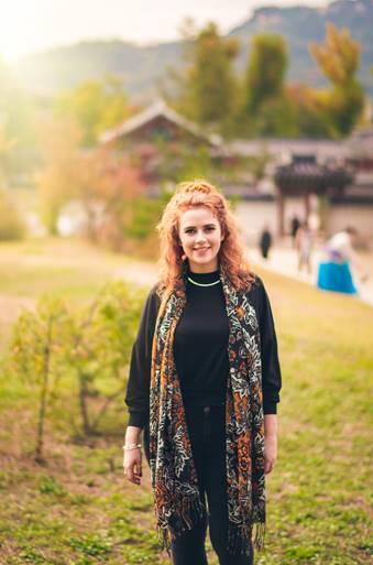 Katherine Spowart on Korean skin care and life in Korea