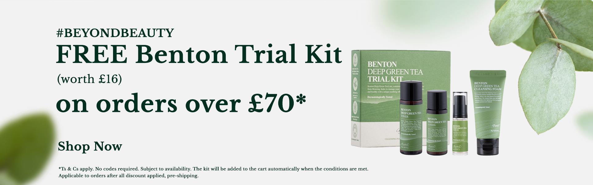 Free Benton Gift