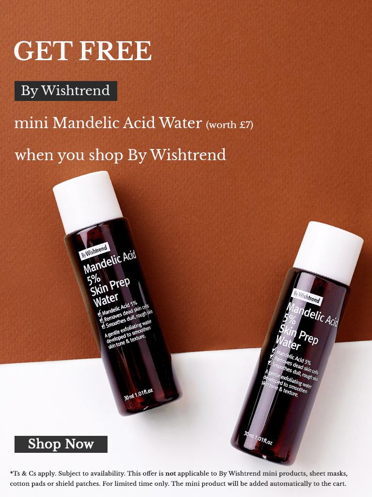 Free Mandelic Acid Water