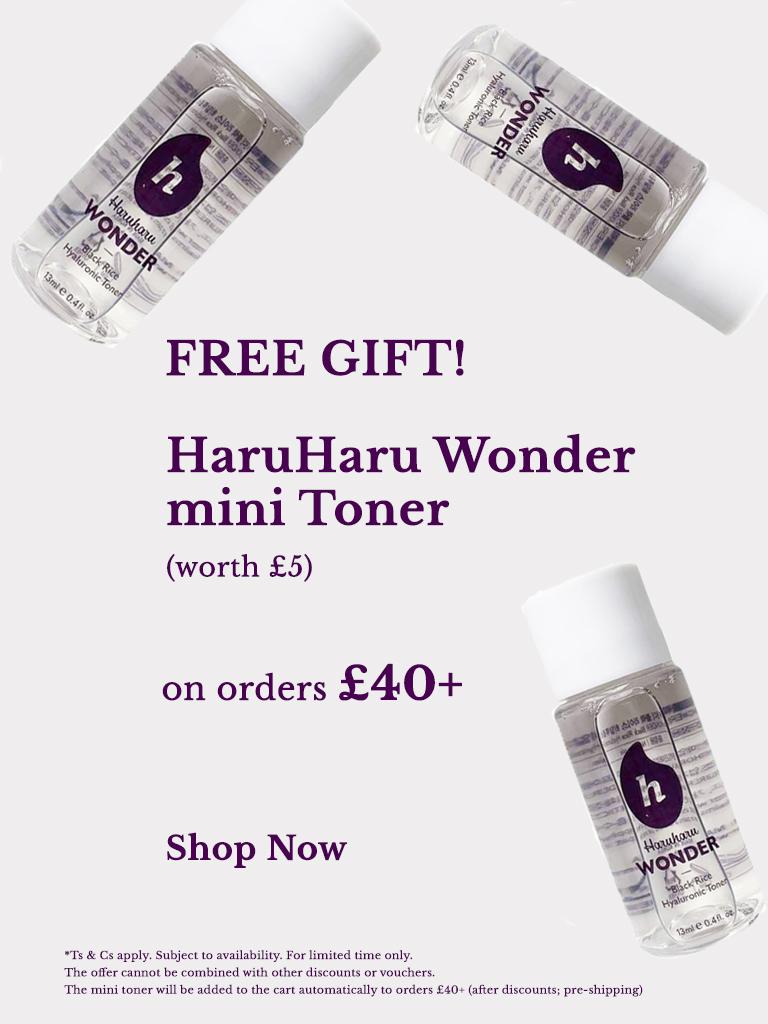 Free Haruharu Wonder Cream