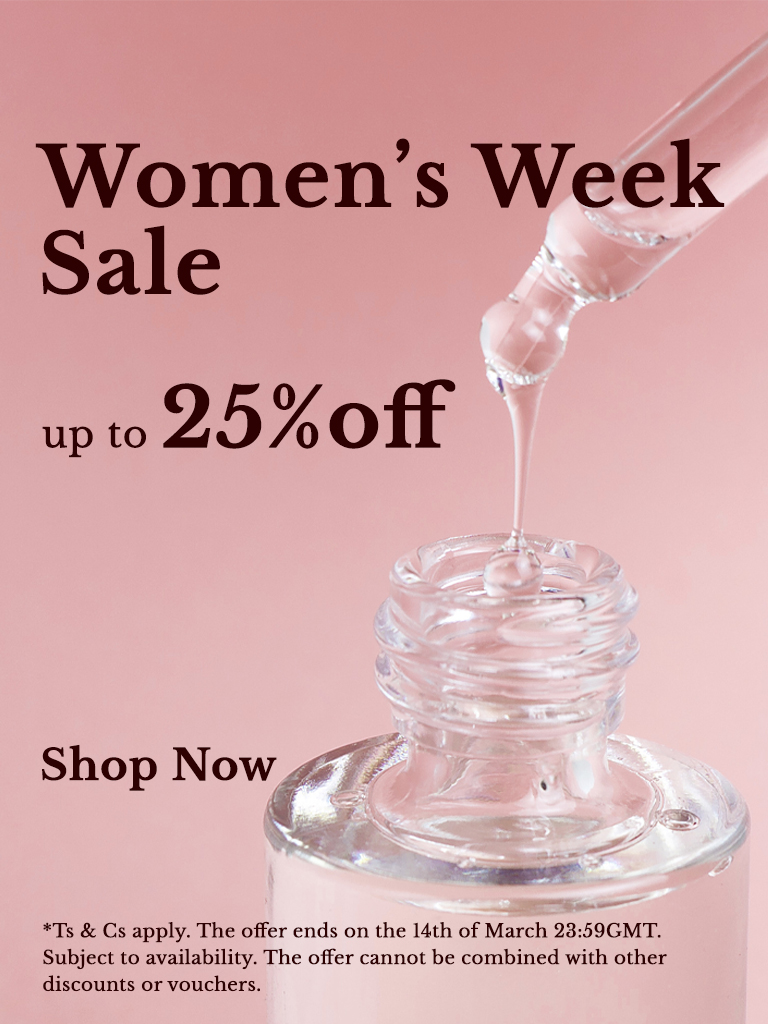 Women's Week Special offers