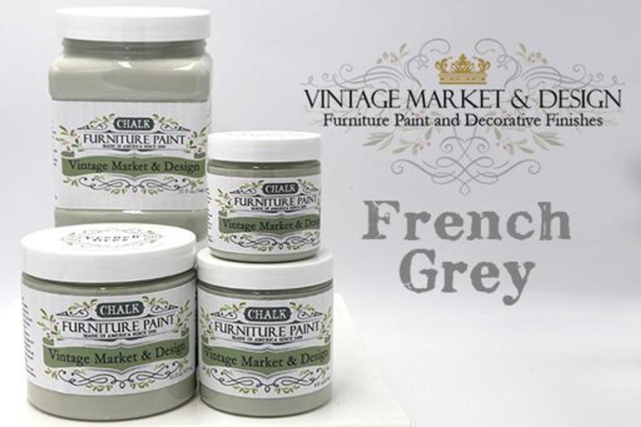 french grey - vintage market & design® furniture paint