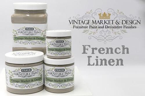 French Linen - Vintage Market & Design® Furniture Paint