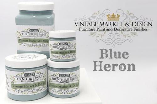 Blue Heron - Vintage Market & Design® Furniture Paint
