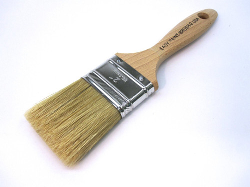 """2"""" classic brush ideal for water based paints and decorative finishes."""