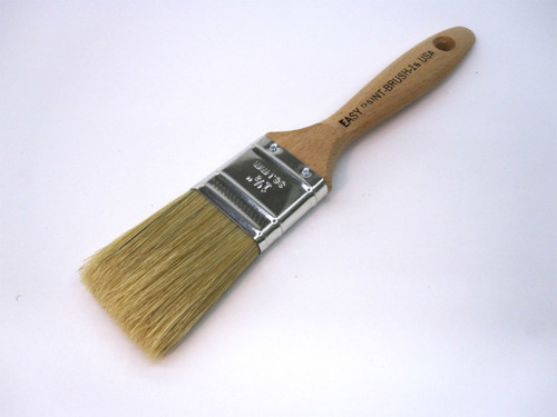 """1 1/2"""" classic brush ideal for water based paints and decorative finishes."""