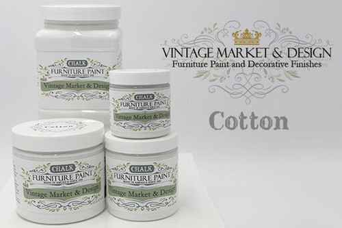 Cotton - Vintage Market & Design® Furniture Paint