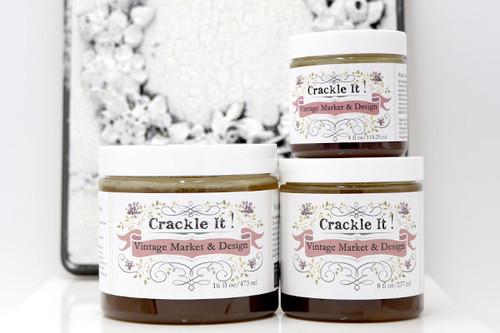 Vintage Market & Design® Crackle It!