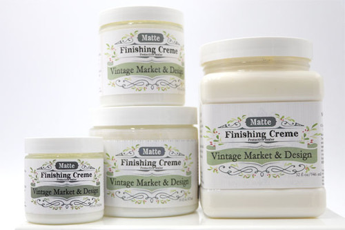 Matte Finishing Creme