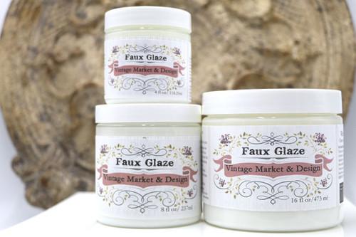 Vintage Market & Design® Faux Glaze