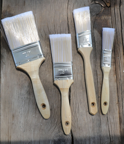 Polyester Bristle Paint Brushes
