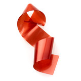 Metallic Lava Red [44] - Roll End