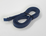 Metallic Blue Trim - 1/2 cm