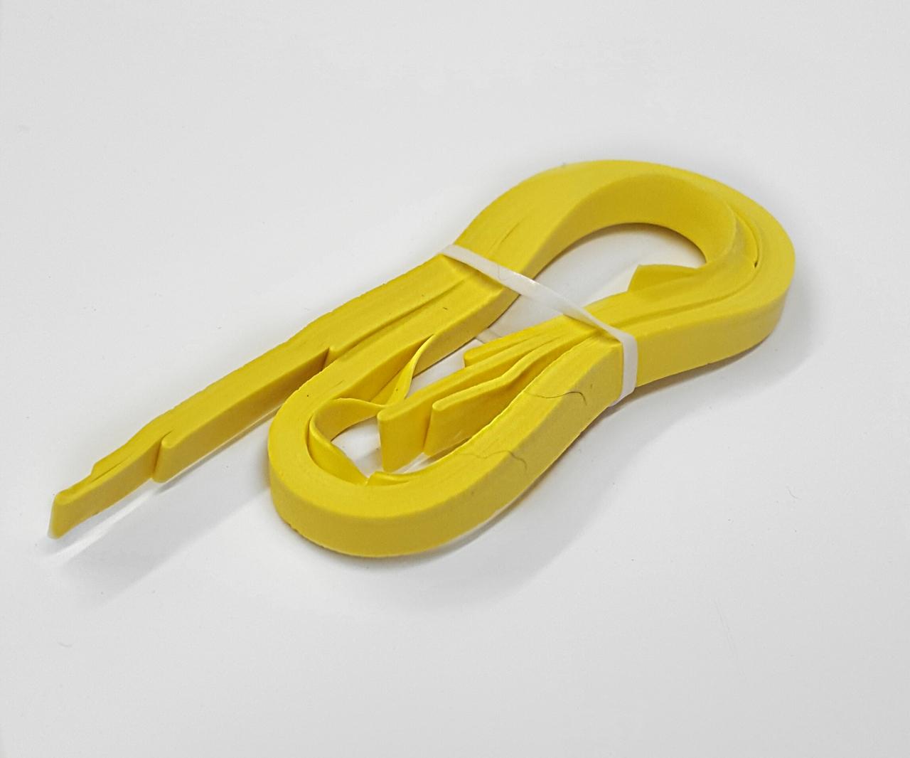 Yellow - 1/2 cm
