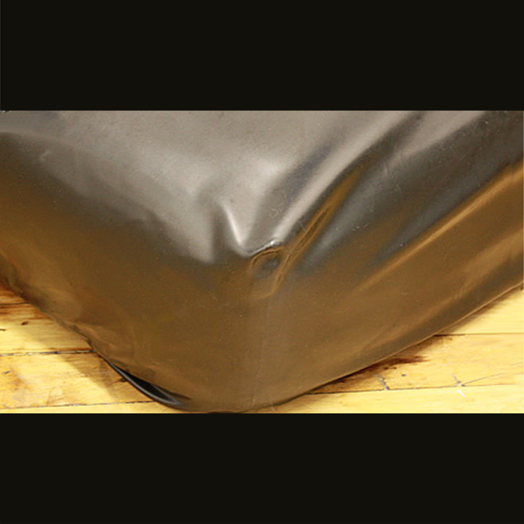 Complete Latex Bed Set