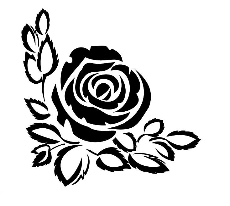 Corner Rose 2