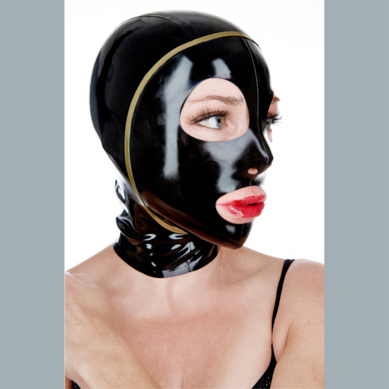 Rubberdoll Angular Eye Hood