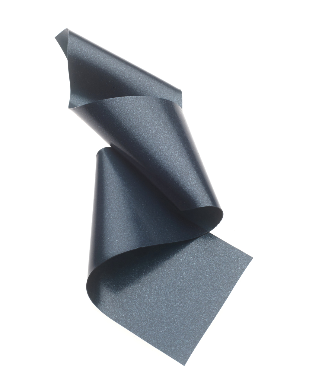Metallic Black - 1/2 cm