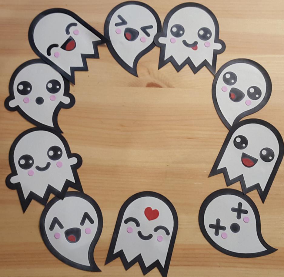 Adopt a ghostie