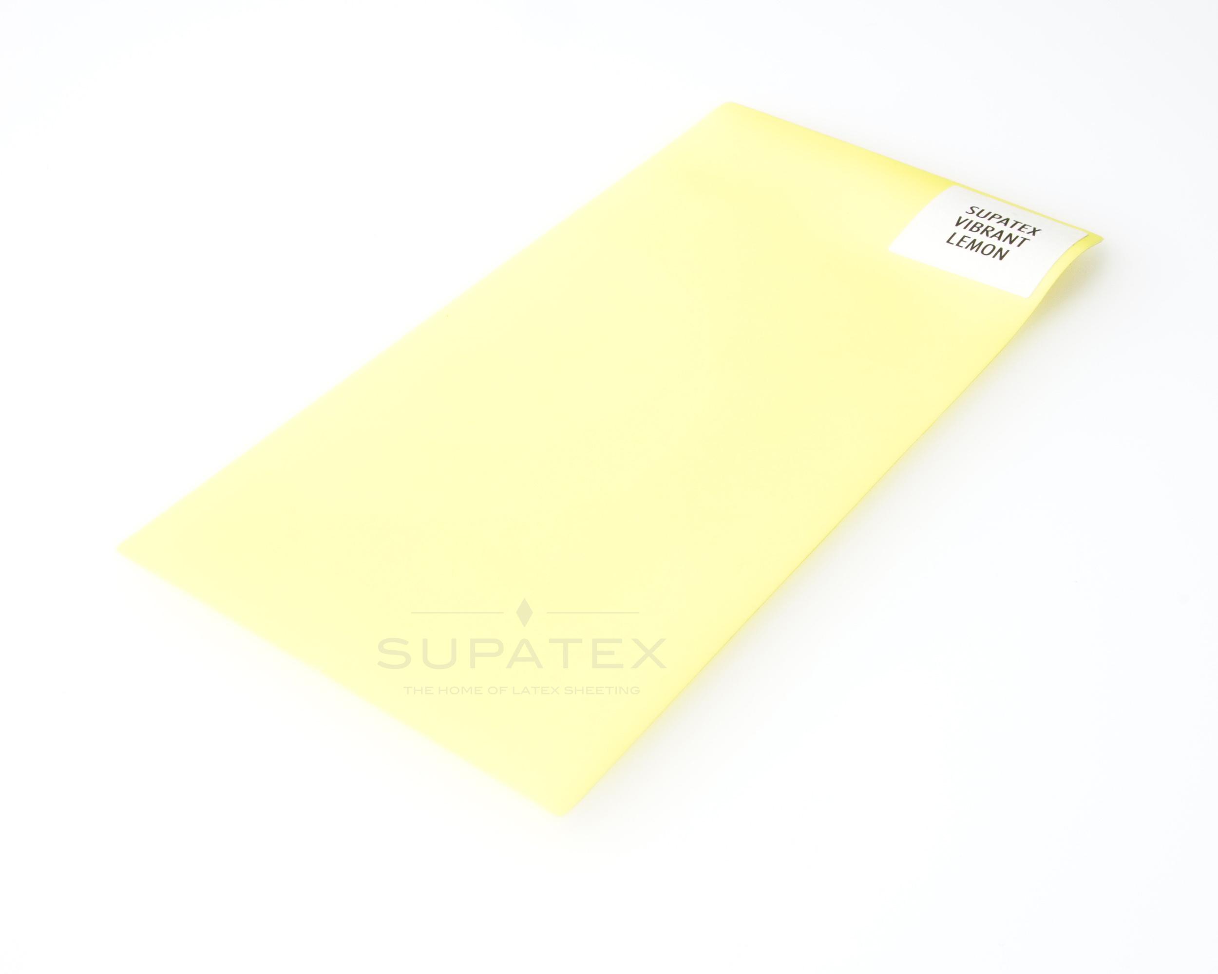 Supatex Vibrant Lemon Yellow 0.33 mm