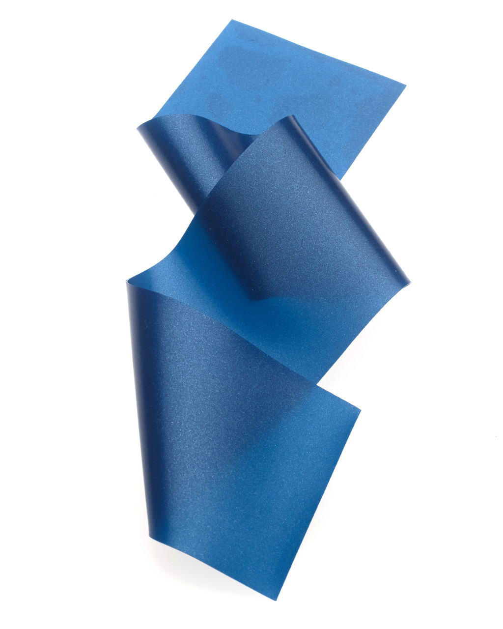 Metallic blue - 1/2 cm