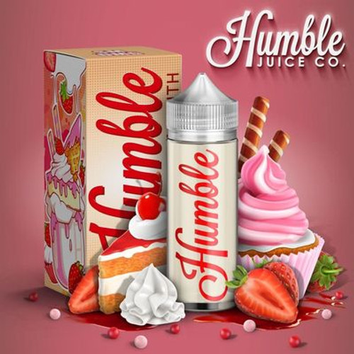 HUMBLE - SMASH MOUTH  0MG 100ML SHORTFILL - mix shake n vape