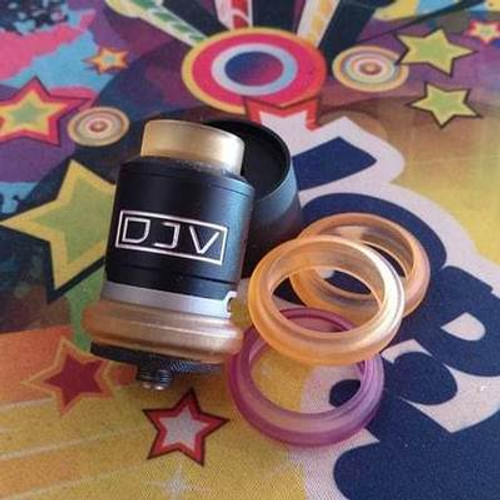 DEJAVU RDTA bubble glass 4.5ml