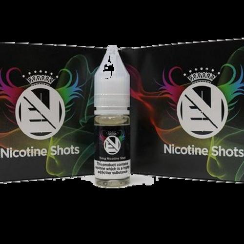 Evo Nic Shots 80VG/20PG 15mg