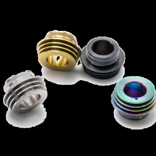 810 to 510 Drip Tip Adapter Heat Sink Metal