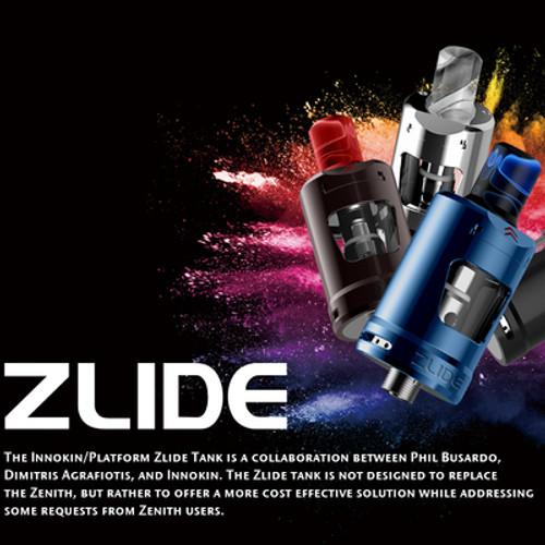 INNOKIN ZLIDE 24mm 4ml  - black