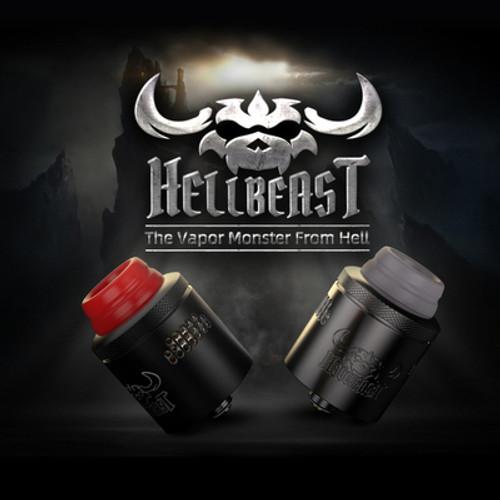Hellbeast RDA 24mm / gun metal