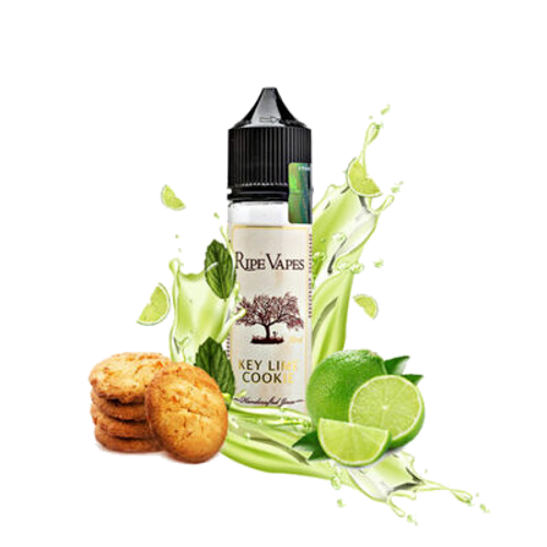 KEY LIME COOKIE BY RIPE VAPES - flavour shot 60ml