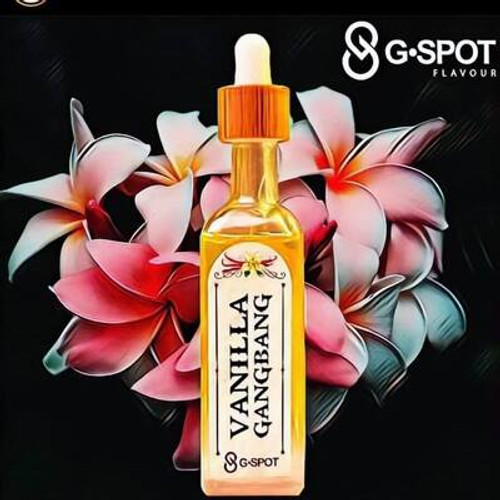 G Spot  Vanilla Gang Bang - flavour shot 60ml
