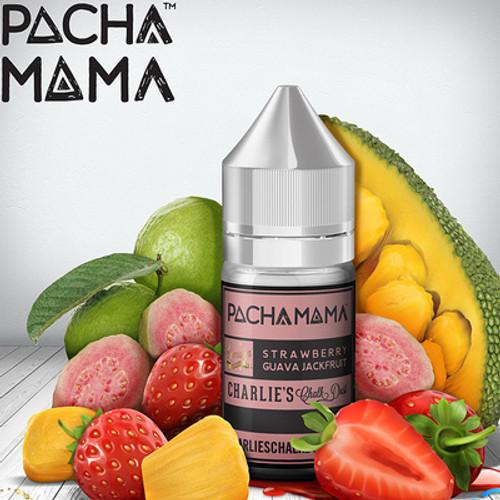 PACHA MAMA AROMA STRAWBERRY GUAVA JACKFRUIT 30ml/120ml