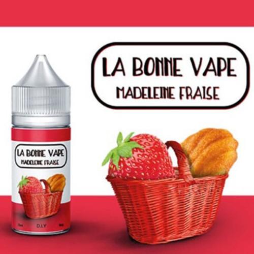 Madeleine Strawberry - AROMA 30ml/120ml