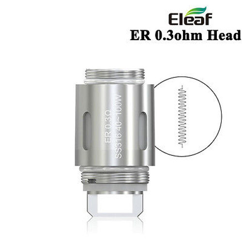 Eleaf ER 0.3ohm Head for Melo RT 22