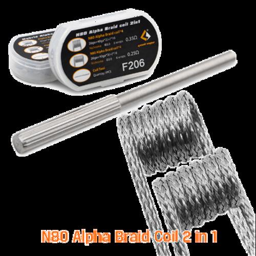 Geekvape N80 Alpha Braid Coil 2 in 1