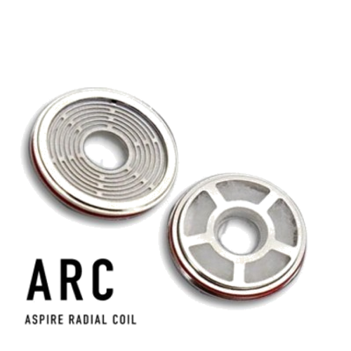 Aspire Radial Coil (ARC)