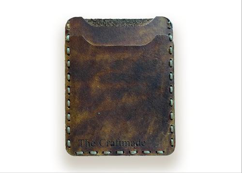 Slim Cardholder in Brown