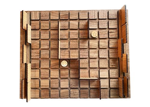 Alleyways Board Game