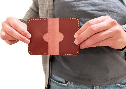 Bi-fold Cardholder Wallet